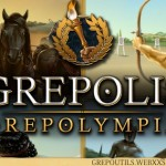 Grepolympia games begin