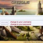 Grepolis Auto Login to World Selection