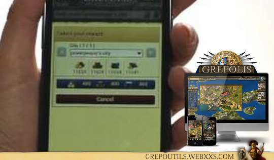 Grepolis Mobile for Android