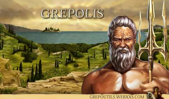 Grepolis Songs of the Gods Poseidon