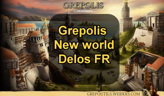 New world Delos FR