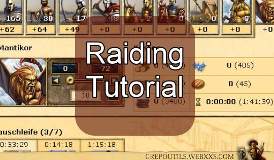 raiding tutorial