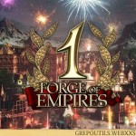Forge of Empires celebrates its first birthday