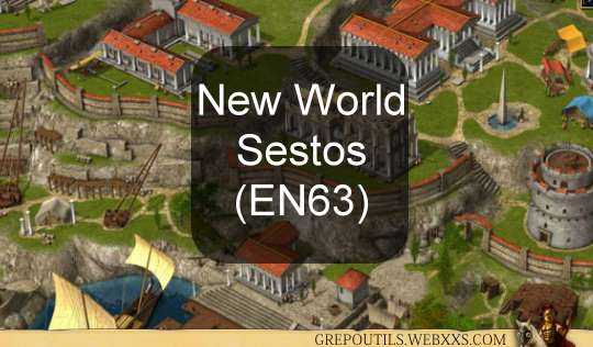 New World Sestos (EN63)
