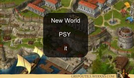 New world psi it