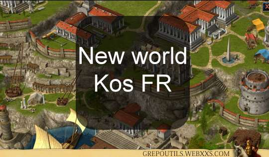 New world Kos FR