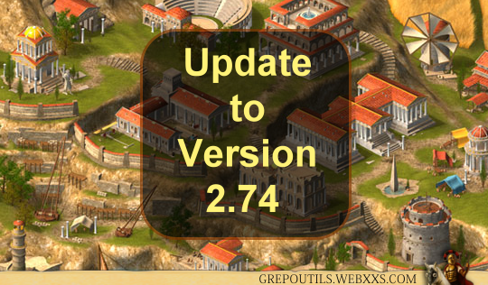 Update to Version 2.74