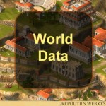 Grepolis World Data