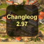 Update App Changleog 2.97